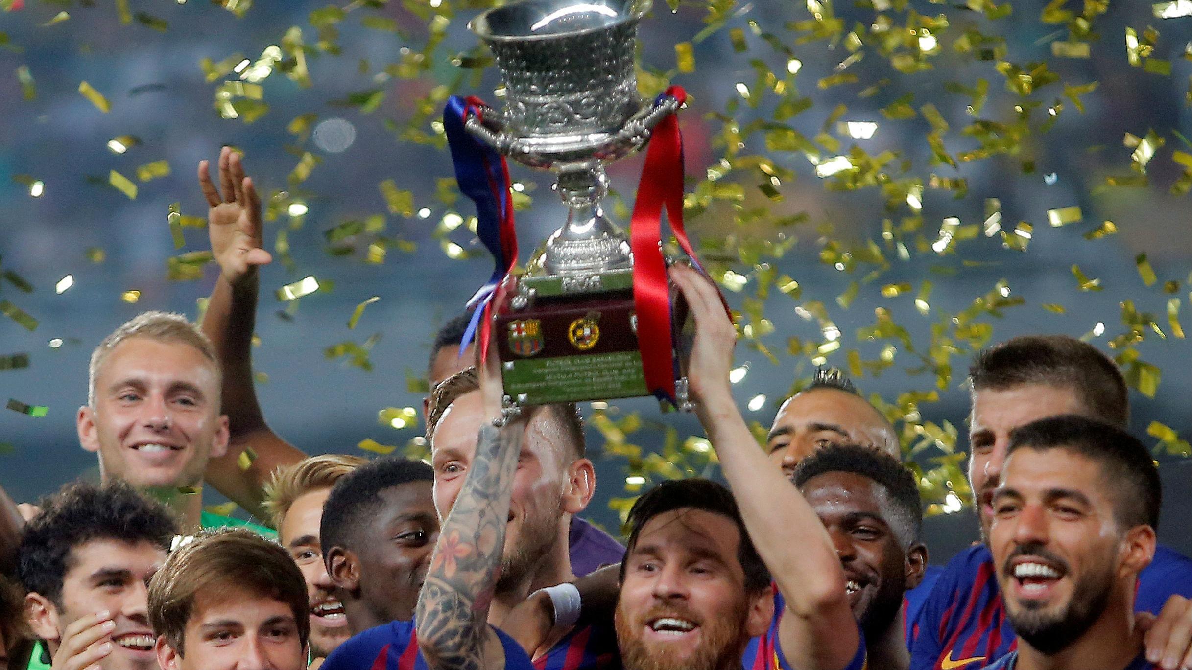 是终点还是新起点?梅西导演逆转加冕33冠成队史第一人