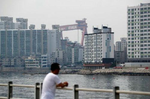 """蔚山持续衰落或成韩国""""锈带"""":工人大量失业 自杀现象增多"""
