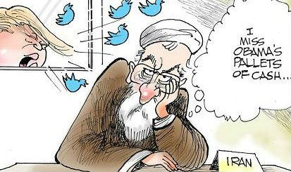 比起特朗普,伊朗怀念美国的前任总统