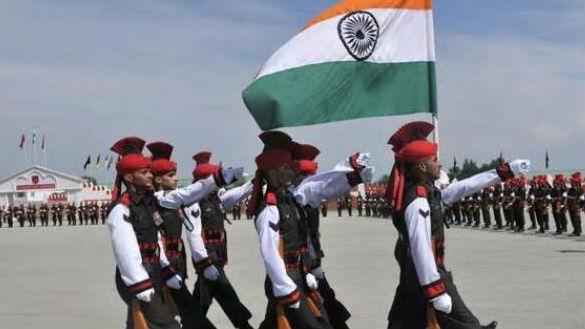 印度陆军建议将各地军营改造成军事基地 以提高战备