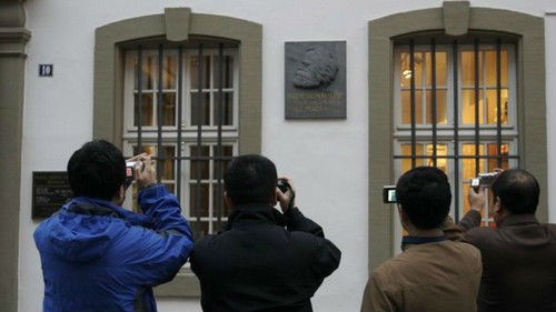英媒:马克思故乡受中国游客青睐 当地商家学习中国文化