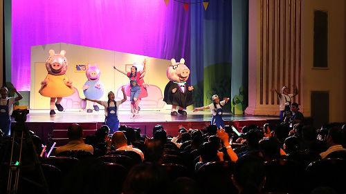 """美媒称小猪佩奇将现身中国大银幕:展现满满""""正能量"""""""