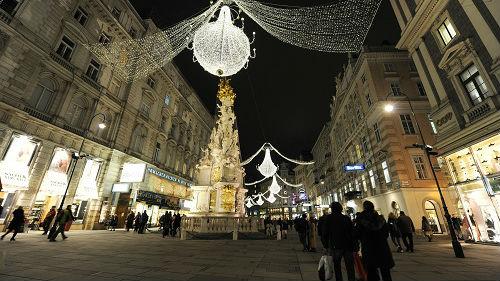 维也纳获评世界最宜居城市 英媒:得益于低犯罪率