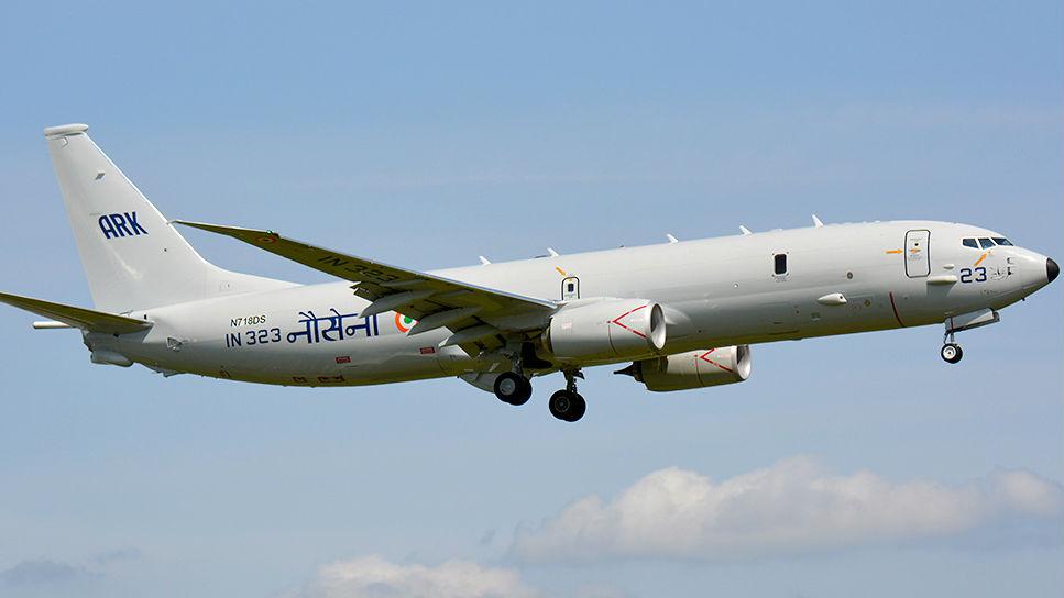 P-8I性能存在缺陷?印度海军反潜能力有限却怪美国武器