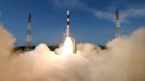 印度加入太空竞赛:拟2022年前进行首次载人航天飞行
