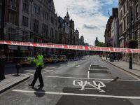 英国一男子驾车冲撞议会大厦致多人受伤