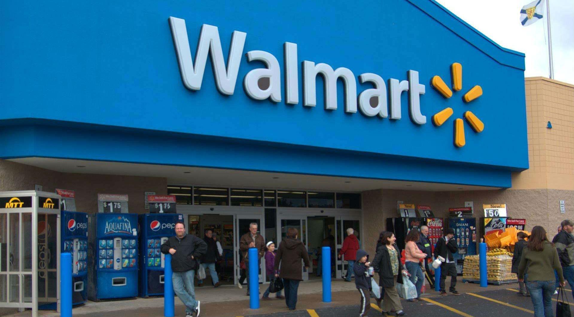 """沃尔玛为何疯狂备中国货?今年圣诞节或成""""史上最贵"""""""