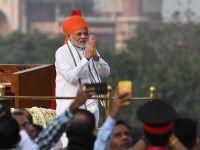 印度庆祝独立日 莫迪发表演讲