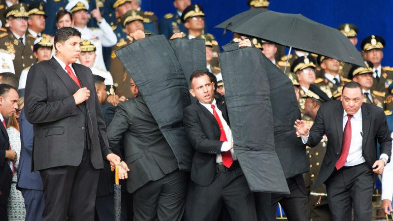 外媒盘点震惊世界的十大暗杀国家元首未遂事件