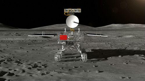 美媒称中国正冲刺探月计划 展现太空雄心