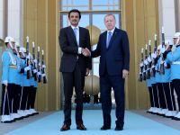卡塔尔承诺向土耳其提供150亿美元经济支持