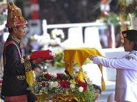 印尼阅兵纪念建国73周年