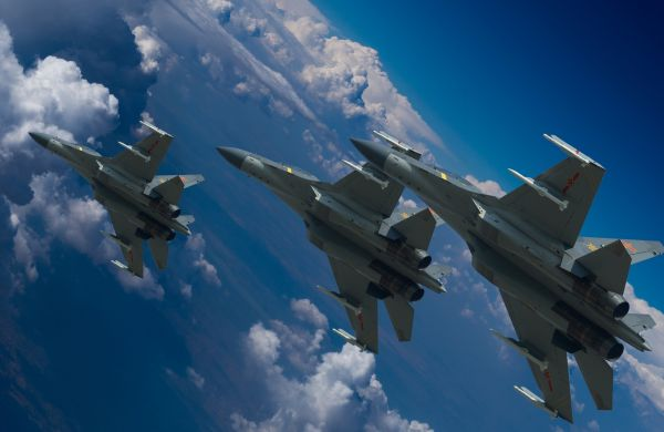 美媒:歼-16即将全面形成战斗力 强化中国远程打击能力