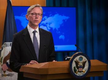 """外媒:蓬佩奥宣布成立伊朗行动小组 强化""""最大压力""""战略"""