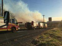 澳大利亚新南威尔士州林火肆虐