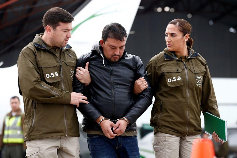 """智利逮捕航班""""诈弹""""嫌疑人"""