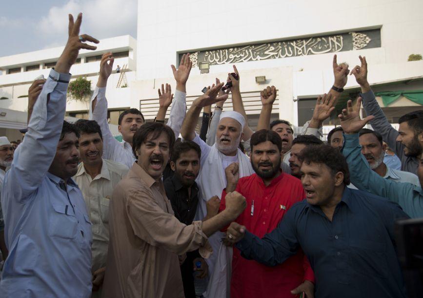 伊姆兰·汗当选巴基斯坦政府总理