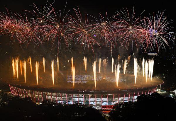 外媒:印尼排除万难倾力打造亚运盛典