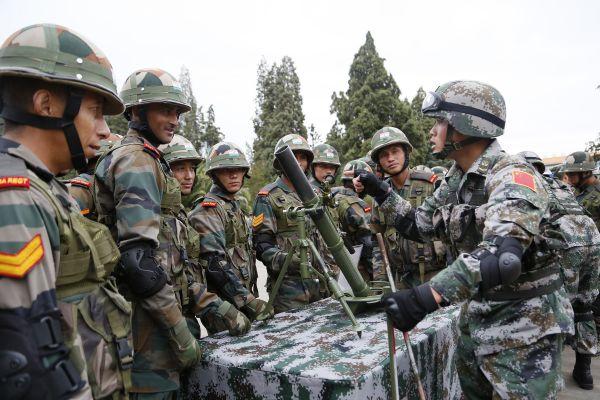 """中印军方""""破冰""""会晤 印媒:两军正加深战略沟通"""