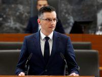 斯洛文尼亚议会确认沙雷茨为新一任总理