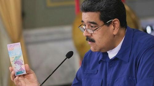 马杜罗启动货币改革应对通胀危机 外媒:局势仍具不确定性
