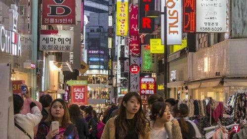 新媒:中韩关系渐暖 赴韩中国游客6月同比激增近五成