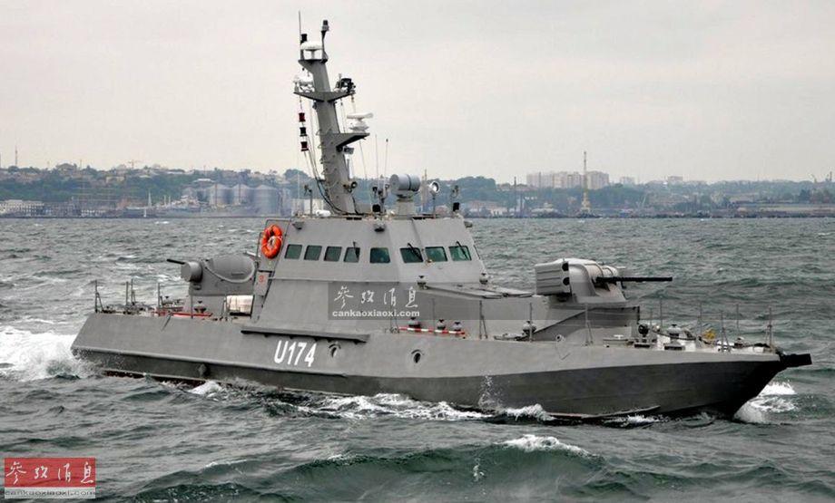 炮口顶水杯不洒!乌克兰炮艇海上秀绝技