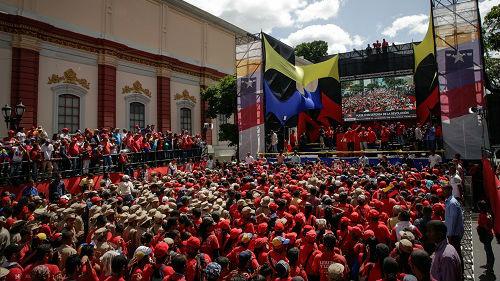 西媒:委尼难民涌入邻国 当地居民排外情绪上升抗议频发