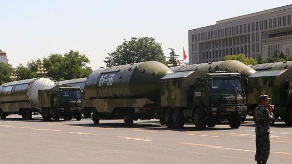 """能否对美发起破坏性打击?俄媒猜测中国核力量""""家底"""""""