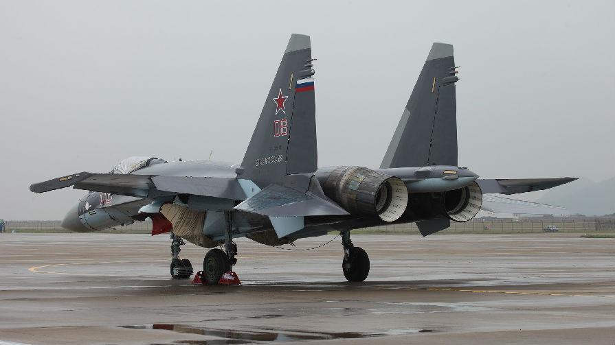 港媒:俄证实最后一批苏-35年底交付中国