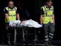 西班牙科内利亚一警察局遭持刀男子袭击