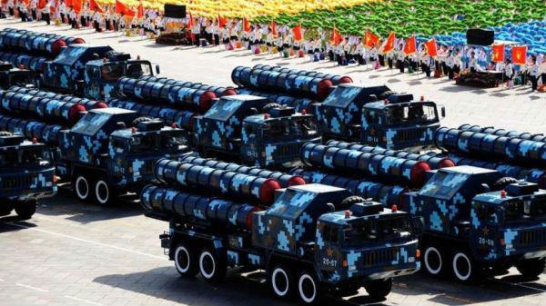"""美刊猜测中国防空导弹""""新成员"""":有一款专门盯防F-22"""