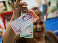 委内瑞拉启用新货币应对恶性通胀