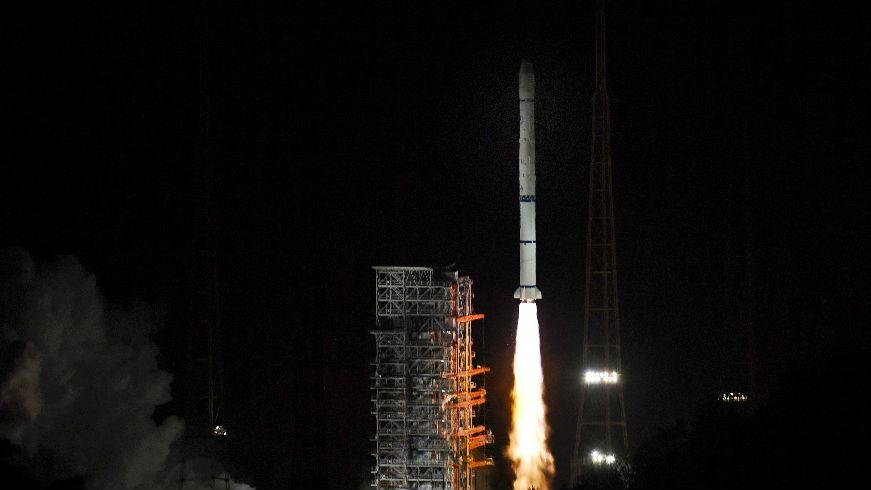 港媒关注中国私企发射火箭卫星:鼓励私营投资者参与航空项目