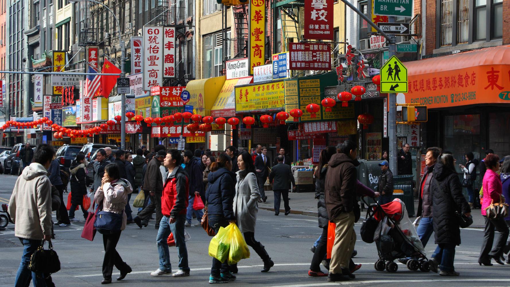 巨富与赤贫:亚裔成美国贫富差距最大族群 华裔印裔收入更高