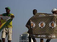 津巴布韦宪法法院裁定姆南加古瓦胜选结果有效