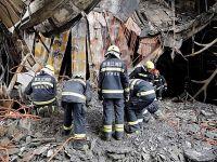 哈尔滨酒店火灾已造成19人死亡 有关部门正全力救治伤患