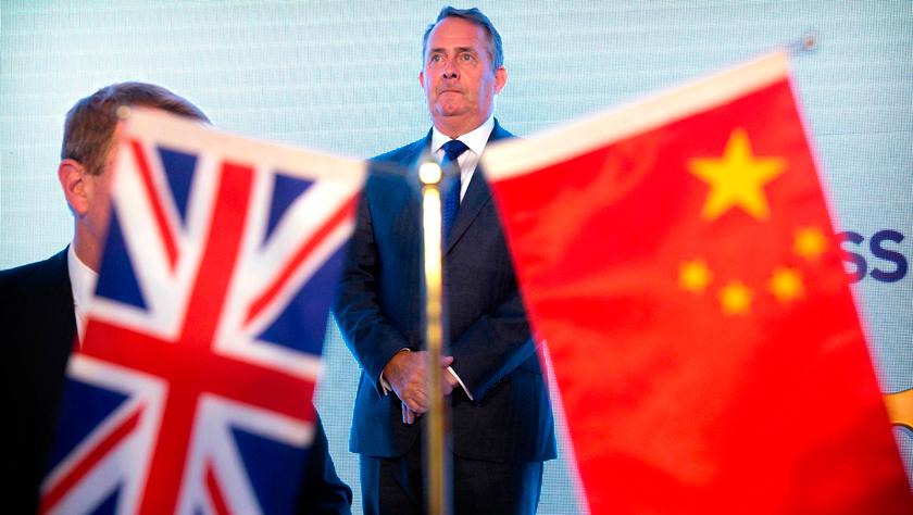 中英有望达成顶级自贸协议