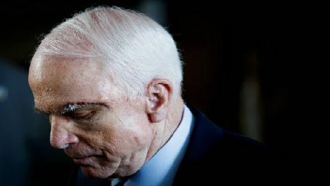 美政界关注麦凯恩参议员席位归谁 德媒:其遗孀或接棒