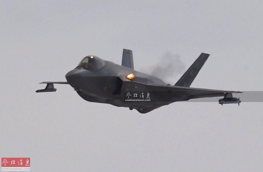 狙击枪级精度!F-35航炮每分3300发灭敌