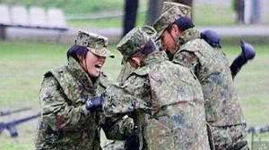 """孕妇军装了解一下!日本自卫队""""挖空心思""""征召女性"""