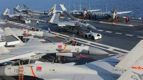美前司令鼓动台模拟攻击辽宁舰 我外交部:帮台湾还是害台湾?