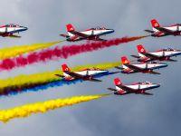 """空军将举行以""""追梦空天""""为主题的航空开放活动"""