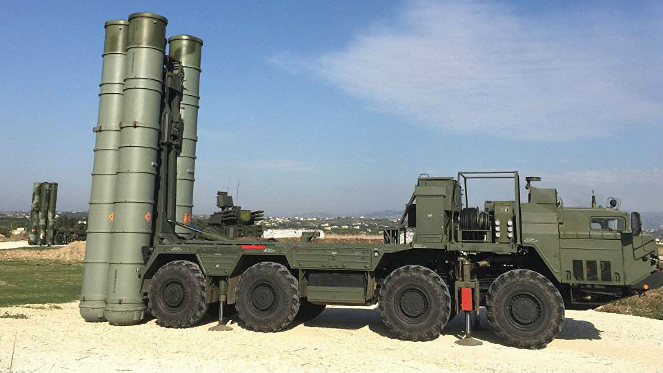 邻邦扫描:印度买S-400令美生气又无奈 岛国或喜提中国战舰