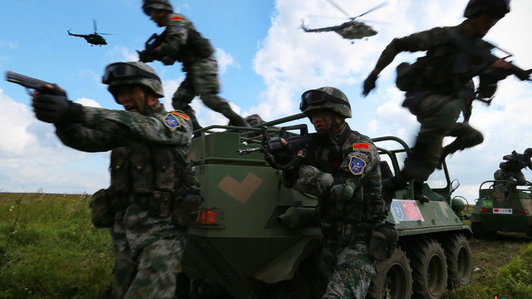 美媒解读亚太密集上演联合军演:中美都在向对方传递信号