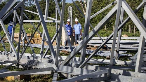 德媒:中国基建项目在拉美受欢迎 经济影响力或超美国