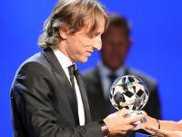欧足联年度最佳球员出炉 这次不是C罗