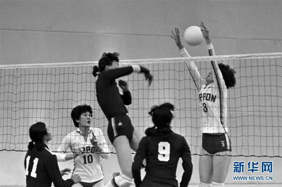 中国女排亚运八冠之路