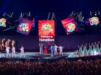 第18届亚运会闭幕式在雅加达举行