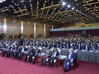 中非领导人与工商界代表高层对话会暨第六届中非企业家大会在北京开幕